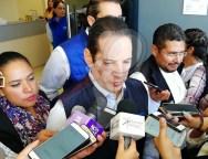 """""""No hay tala de árboles"""" en obra de Puente de la Historia: FDS"""