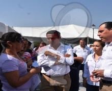 "Quinta Jornada ""Alcalde en tu Calle"" en La Lira"