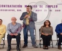 Arranca contratación de 3 mil personas para empresa en Tequisquiapan