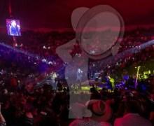 Todo un éxito presentación de Alejandro Fernández en Feria SJR 2019