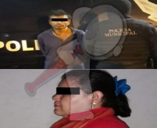 Detienen a dos con drogas y arma de fuego en El Carrizo