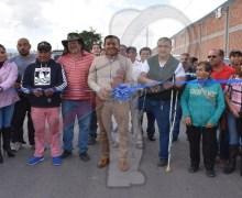 Entregan obras de mejoramiento en Mercado Municipal de Pedro Escobedo