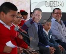 Refrenda Gobernador apoyo para obras de infraestructura educativa en 2020