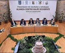 Signan convenio de constitución de la Alianza Centro Bajío Occidente