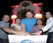 Entrega gobierno municipal obras en Santa Rosa Xajay