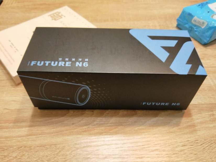 future lab n6 空氣清淨機1