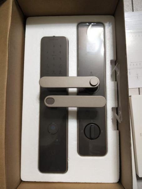 小米電子鎖 開箱1