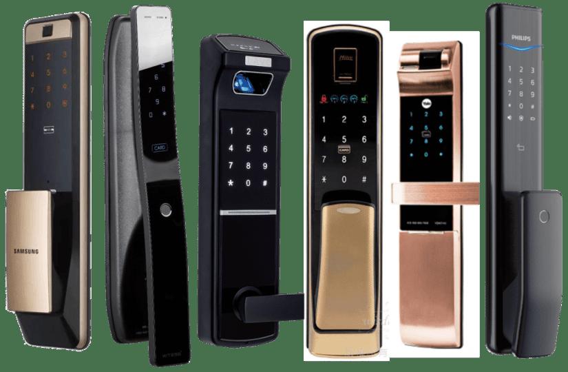 電子鎖推薦7大品牌 台中電子鎖安裝