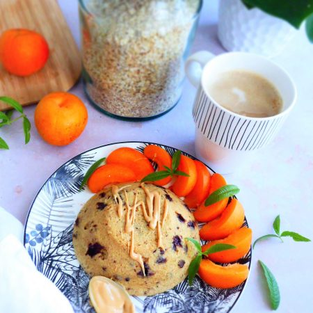 bowl cake choco-cacahuète peanut butter