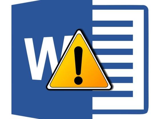virus vulnerabilidad precaucion microsoft word