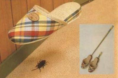 invento para matar cucarachas