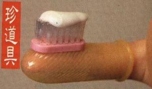 inventos cepillo de dientes