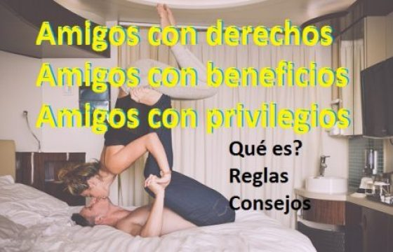 amigos con derechos privilegios beneficios video youtube aminovio