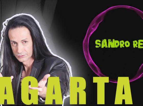 SANDRO REY LAGARTA