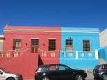 Bô-Kaap: Quartier au nord/ouest de Cape Town
