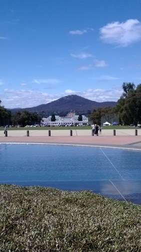National carillon de Canberra