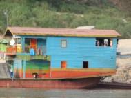 bateau maison