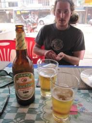 Et la fameuse Lao Beer ... presque un emblème national!