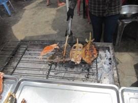 Barbecue du midi! Miam