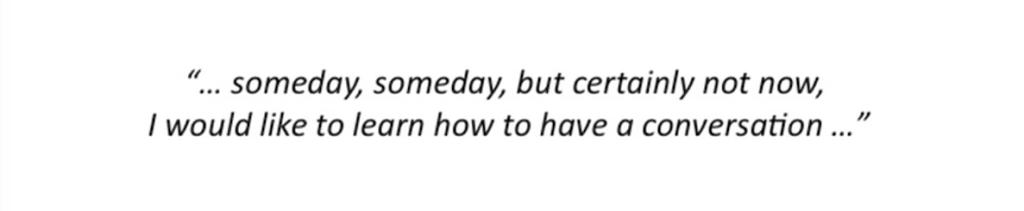 Sherry Turkle cite un jeune homme de 18 ans