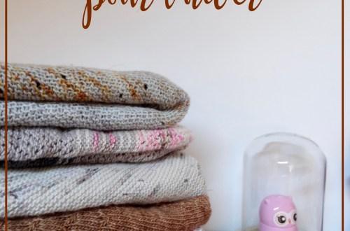 Idées de patron tricot