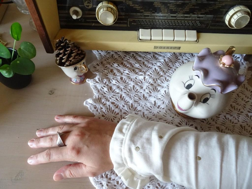 Atelier Scammit blouse virevolte