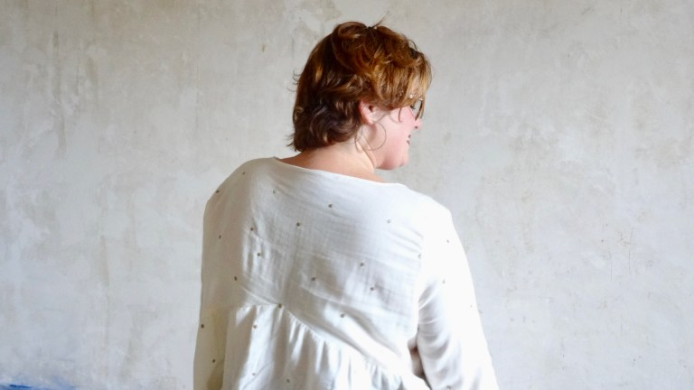 Atelier Scammit blouse virevolte