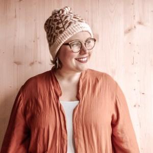 bonnet algae marie Amélie designs