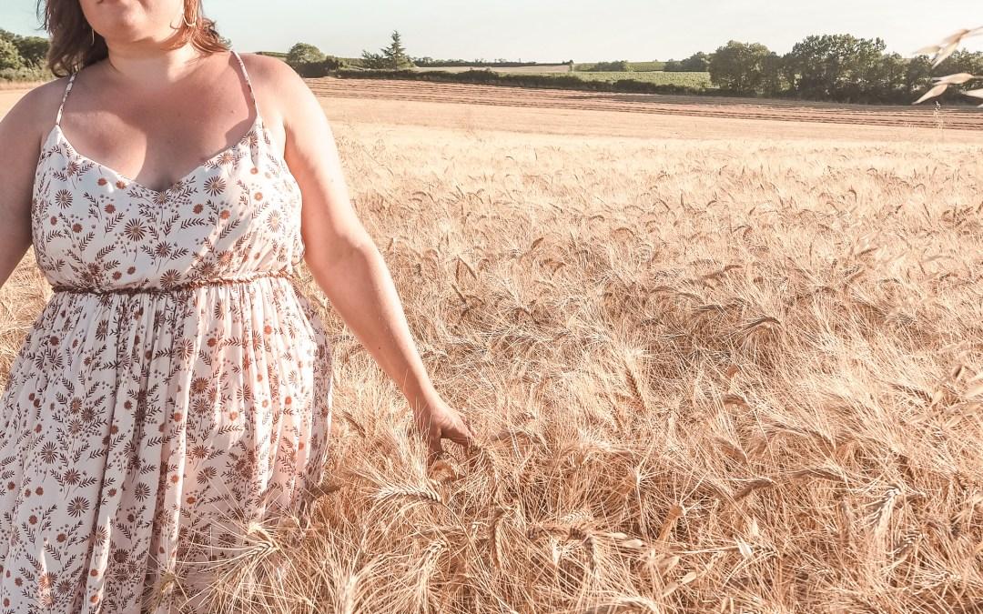 La robe Cassandre – Clématisse Patterns