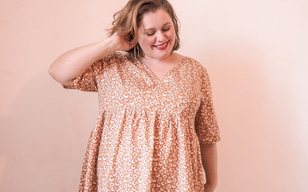 Robe Ethel PM Patterns Taille 50