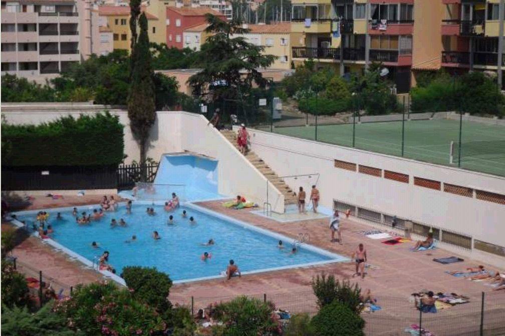 Studio cabine avec piscine  louer au Cap dAgde  Les cls du paradis
