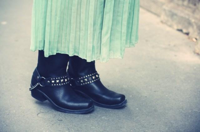 bottes motardes