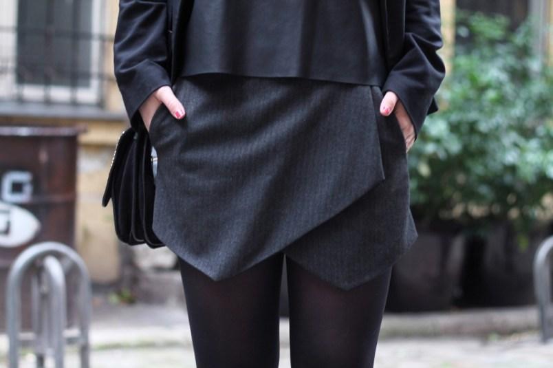 jupe minimaliste
