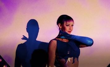 Acrobate aérienne, Danseuse, Elodie Lobjois