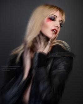 Elodie Lobjois Modèle Make up