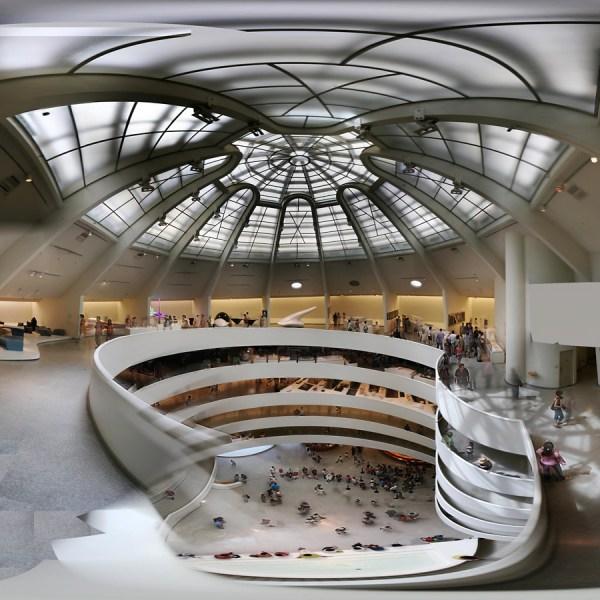 York Usa - Solomon . Guggenheim Museum Ltszet