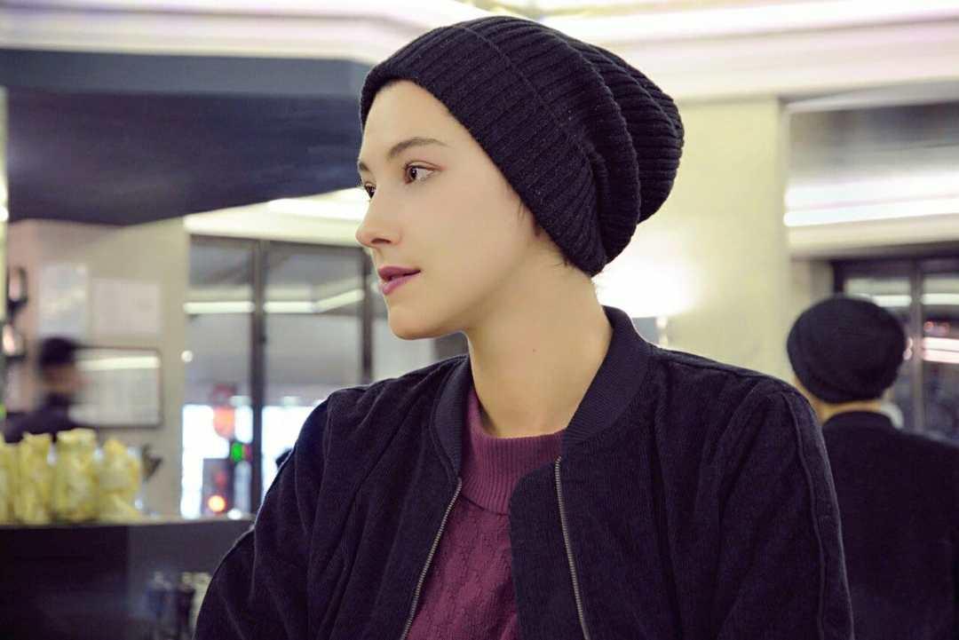 Look éthique et écologique arty bonnet