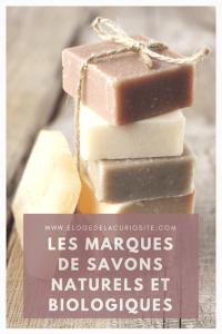 Ma sélection de savons saponifiés à froid, naturels et biologiques, artisanaux et essentiellement made in france qui vont révolutionner votre douche ! - Cosmétique et beauté bio