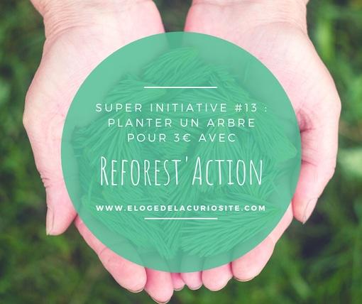 Planter un arbre avec reforestaction : le cadeau le plus écologique et pour toutes les occasions : cadeau de naissance, cadeau de noël, cadeau de mariage, cadeau de baptême, cadeau d'anniversaire...