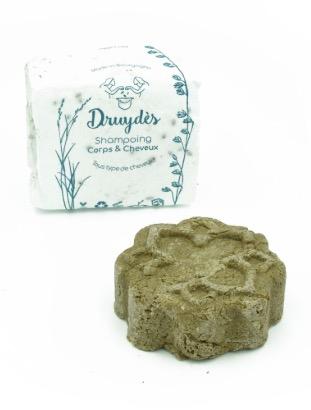 idée cadeau homme : shampoing solide biologique naturel et artisanal