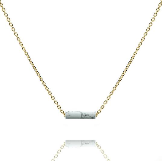 colliers pendentif marbre bijoux écologiques bijouterie éthique made in france aglaia and co