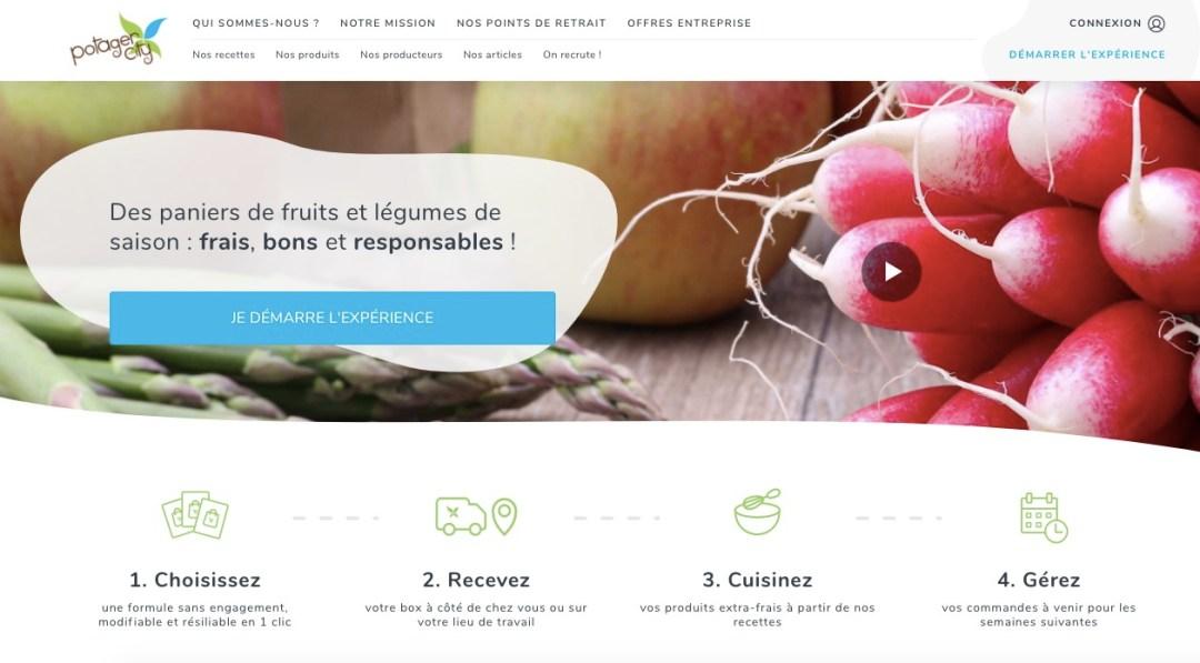 potager city paniers de fruits et légumes bio en ligne abonnement livré