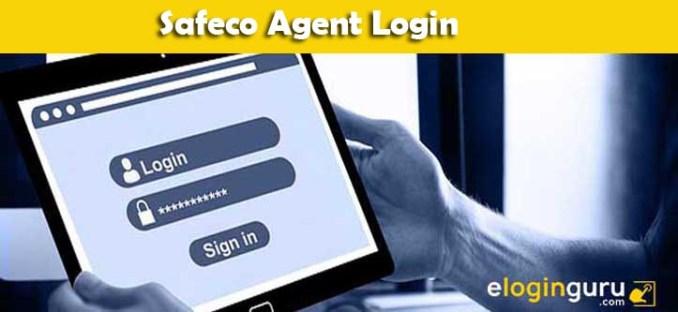 Safeco Agent Login