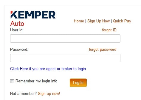 Kemper Specialty Insurance Login How To File Claims And Quick Pay