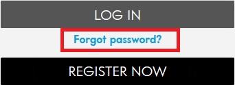 Forgot Password Cell C