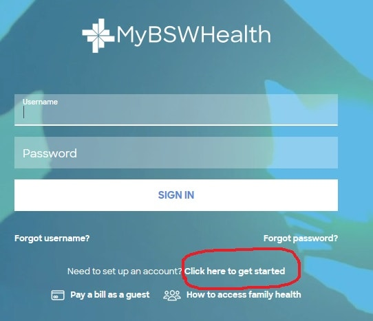 MYBSWhealth Sign UP