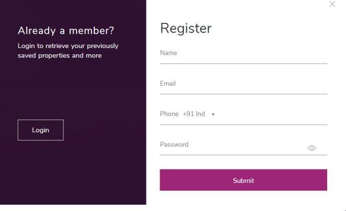 360 CRM registration