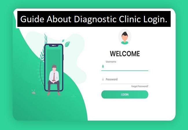 Diagnostic Clinic Login