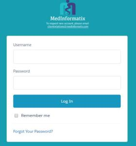 MedInformatix Community Login