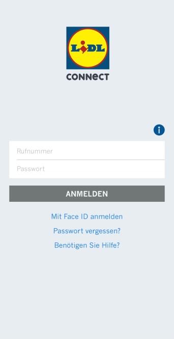 Lidl Connect App